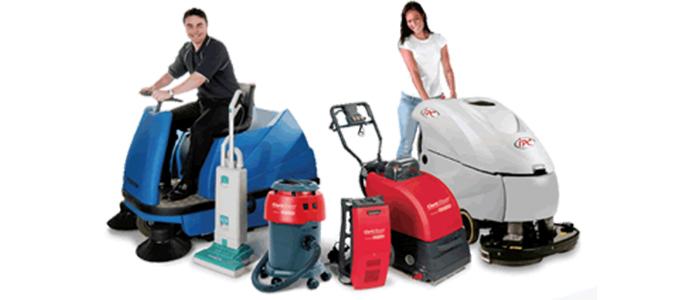 temizlik makinaları kiralama